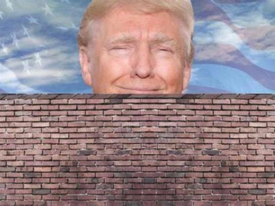 特朗普主导修建边境墙