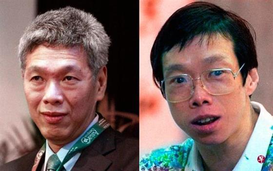 周蓬安:李显龙与弟妹翻脸,中国人