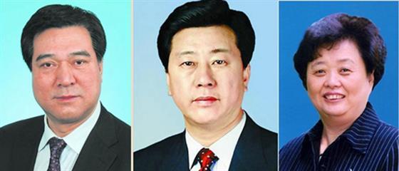 """周蓬安:巧了!民政部领导集体""""软着陆"""""""