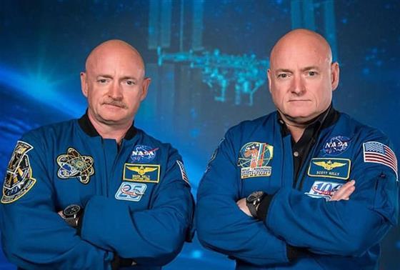 宇航员 DNA受损、基因改变