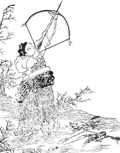 神话中对于人和动物,人和自然