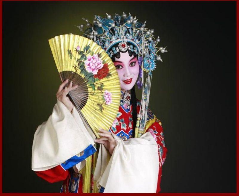 经典京剧唱腔欣赏(60首—1) - 好友 - 好友